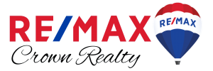 Official REMAX Crown Realty Logo