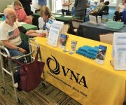 The VNA provides no-cost blood pressure and blood sugar screenings monthly throughout Indian River County.