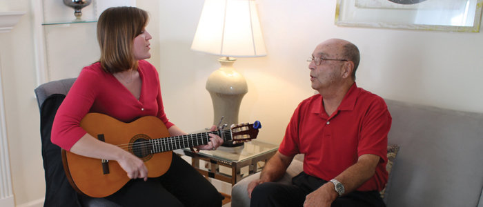 music therapy internship vna home health and hospice