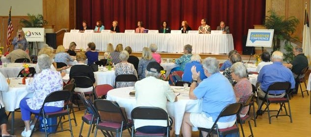 The VNA hosted 80 local caregivers at their Caregiver Conference in November.