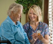 home care medication reminder