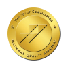 Joint Commission Logo - gold copy